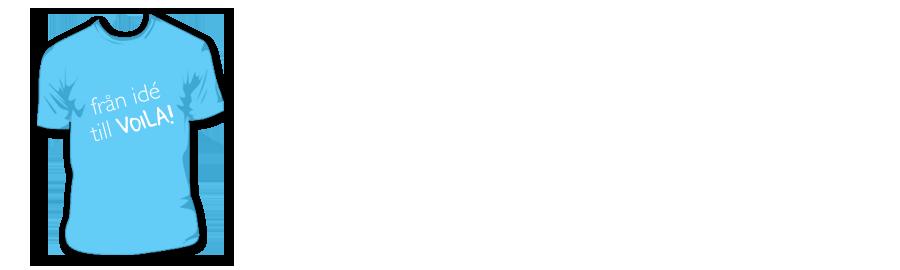 Presentreklam, profilkläder och varumärkesbyggande reklam - Mastino Stockholm
